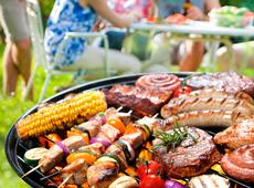 barbecue op 20 augustus